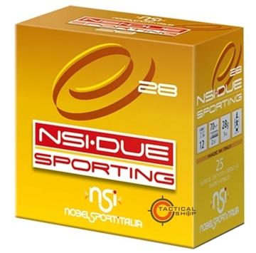 Εικόνα της Φυσίγγια σκοποβολής NSI Due Sporting Ν. 8.5
