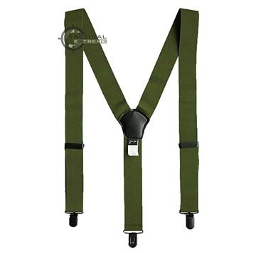 Εικόνα της Τιράντες Παντελονιού Mil-Tec Suspenders Λαδί