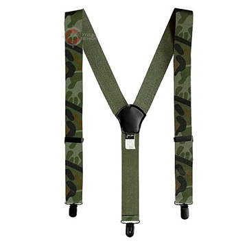 Εικόνα της Τιράντες Παντελονιού Mil-Tec Suspenders Παραλλαγής