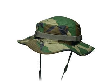 Εικόνα της Καπέλο Ripstop Mil-Tec Boonie Hat Παραλλαγής Δάσους