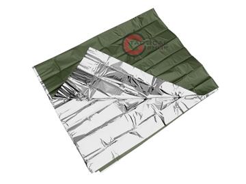 Εικόνα της Κουβέρτα Επιβίωσης Θερμική Mil-Tec Emergency Blanket