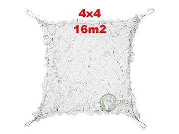 Εικόνα της Δίχτυα Σκίασης 4 x 4 m με αρτάνι και συρματόσκοινο περιμετρικά