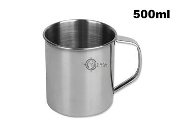 Εικόνα της Κούπα Ανοξείδωτο Ατσάλι 500 ml Mil-Tec