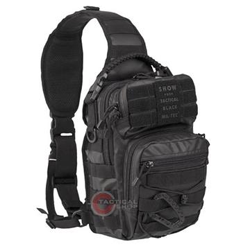 Εικόνα της Τσαντάκι Ώμου Tactical Mil-Tec Assault Pack Small Μαύρο