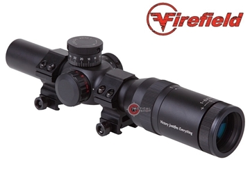 Εικόνα της Riflescope Firefield Close Combat 1-6x24 1st Focal Plane Illuminated
