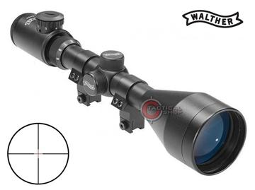 Εικόνα της Walther 3-9X56 με φωτιζόμενο σταυρόνημα