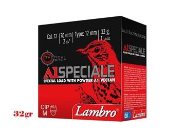 Εικόνα της Φυσίγια Lambro A1 Speciale 32gr