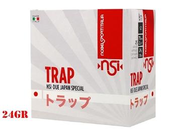Εικόνα της Φυσίγγια NSI Due Trap Japan Special 24gr