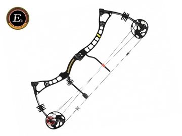 Εικόνα της Ek Archery Axis 2.0 Compound Bow 30-70lbs Μαύρο
