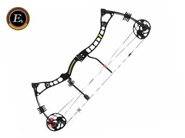 Εικόνα της Ek Archery Axis 2.0 Compound Bow 30-70lbs Μαύρο