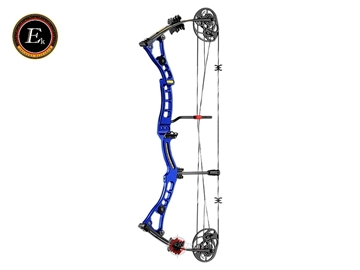 Εικόνα της Ek Archery Axis 2.0 Compound Bow 30-70lbs Μπλε