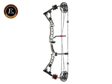Εικόνα της Ek Archery Axis 2.0 Compound Bow 30-70lbs Γκρι