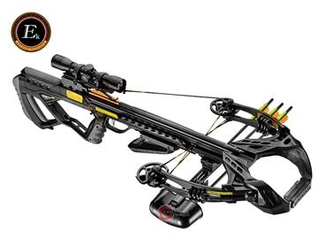 Εικόνα της Βαλλίστρα Ek Archery Guillotine-X+ Compound Crossbow 185lbs Μαύρη
