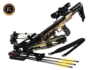 Εικόνα της Βαλλίστρα Με Ράουλα EK Archery Accelerator 370+ 185lbs
