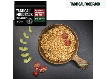 Εικόνα της Φαγητό Επιβίωσης Tactical Foodpack Σπαγγέτι Μπολονέζ 115 g