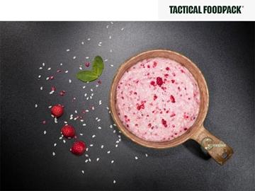 Εικόνα της Φαγητό Επιβίωσης Tactical Foodpack Πουτίγκα Ρυζιού Και Μούρα 90 g