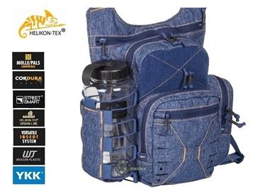 Εικόνα της Helikon Edc Side Bag 11L Melange Blue