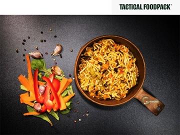 Εικόνα της Φαγητό Επιβίωσης Tactical Foodpack Veggie Wok And Noodles 100 g