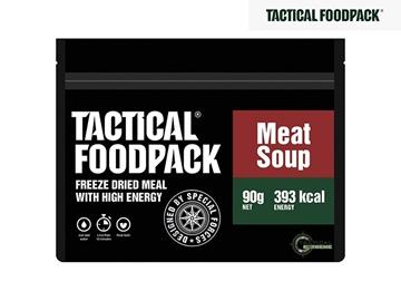 Εικόνα της Φαγητό Επιβίωσης Tactical Foodpack Κρεατόσουπα 90 g
