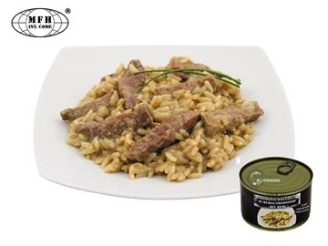 Εικόνα της MFH Έτοιμο Γεύμα Σε Κονσέρβα Μοσχάρι Με Ρύζι 400γρ