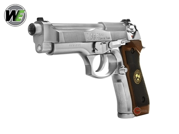 "Εικόνα της Airsoft Πιστόλι WE ""Resident Evil"" Full Metal GBB 6mm Nickel"