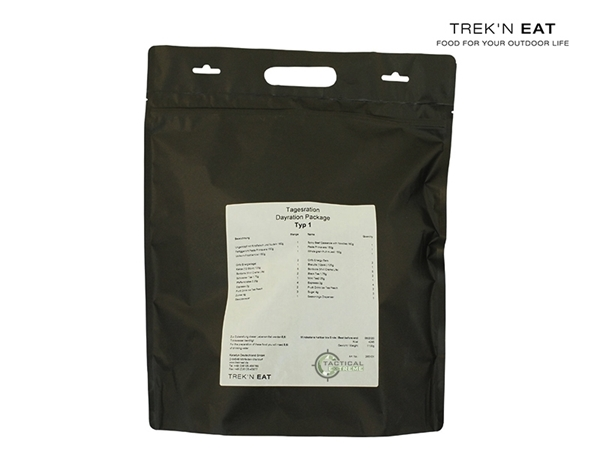 Picture of Trek'n Eat Daily Ration Type I With Hungarian Pot And Pasta Primavera