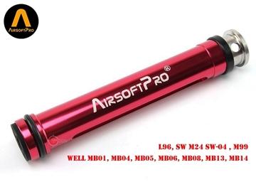 Εικόνα της Ελαφρύ Υβριδικό Έμβολο Της AirsoftPro Για Sniper Rifles Maruzen L96, Well MB01,05,06, SW M24, M99 κλπ