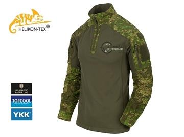 Εικόνα της Helikon Combat Shirt NyCo Ripstop PenCott WildWood Olive Green