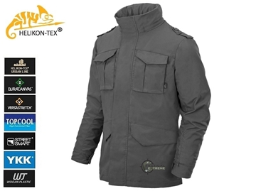 Εικόνα της Helikon Covert M-65 Jacket Ash Grey