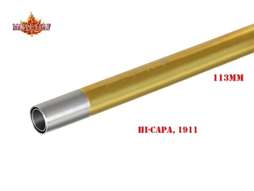 Εικόνα της Εσωτερική Κάννη Maple Leaf Crazy Jet 6,04 mm / 113mm για Airsoft Πιστόλια Hi-Capa/1911