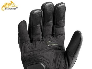 Εικόνα της Γάντια Helikon Impact Heavy Duty Gloves Black