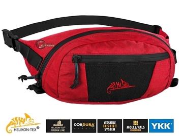 Εικόνα της Τσαντάκι Helikon Βandicoot Waist Pack Cordura Lava Red Black C