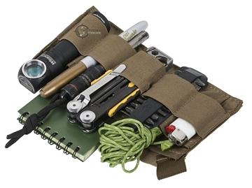 Εικόνα της Τσαντάκι Helikon Βandicoot Waist Pack Cordura Coyote Adaptive Green A