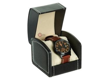 Εικόνα της Flieger Watch brown Leather
