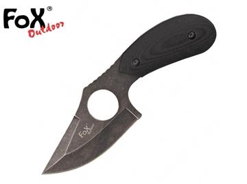 Εικόνα της Μαχαίρι Fox Outdoor Finger Knife Skinner G10