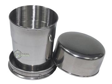Εικόνα της Κύπελλο Τηλεσκοπικό 150 ml Stainless Steel