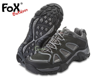 Εικόνα της Παπούτσια Trekking Shoes Mountain Low Grey
