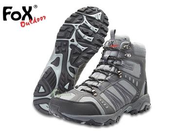 Εικόνα της Παπούτσια Trekking Shoes Mountain High Grey