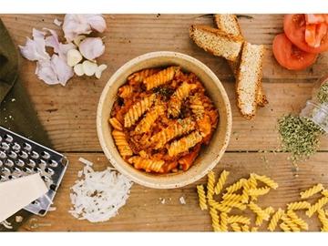Εικόνα της Forestia Τροφή Επιβίωσης Βίδες Με Αυγό, Κοτόπουλο Bolognese Και Τυρί Grana Padano 350γρ