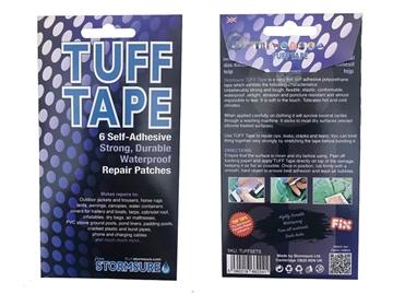 Εικόνα της Σετ Επισκευής Stormsure Tuff Tape Patch Set Small