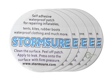 Εικόνα της Σετ Επισκευής Stormsure Tuff Tape Patch Set 5x75mm