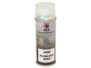 Εικόνα της Σπρέι Βερνίκι Clear Coat Army Spray Paint 400 ml