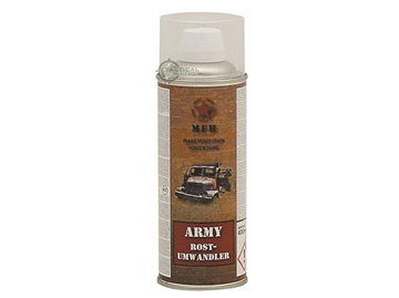 Εικόνα της Μετατροπέας Σκουριάς & Εποξειδικό Αστάρι Army Spray 400 ml
