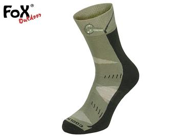 Εικόνα της Κάλτσες Πεζοπορίας Arber Trekking Socks Λαδί