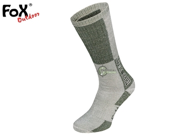 Εικόνα της Χειμερινές Κάλτσες Polar Winter Socks Γκρι