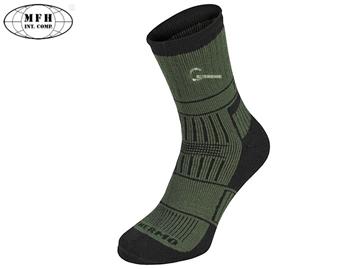 Εικόνα της Θερμικές Κάλτσες Alaska Thermal Socks Λαδί