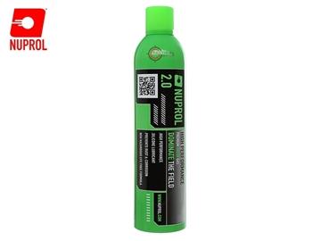 Εικόνα της Αέριο Nuprol 2.0 High Performance Premium Green Gas 600ml