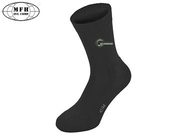 Εικόνα της Κάλτσες Merino Socks Μαύρες