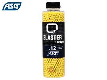 Εικόνα της Μπίλιες Για Airsoft ASG Q-Blaster 0,12g 3300pcs Kίτρινο