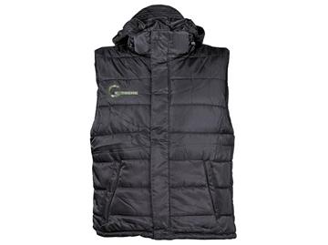 Εικόνα της Αμάνικο Μπουφάν Vest Detachable Hood Μαύρο